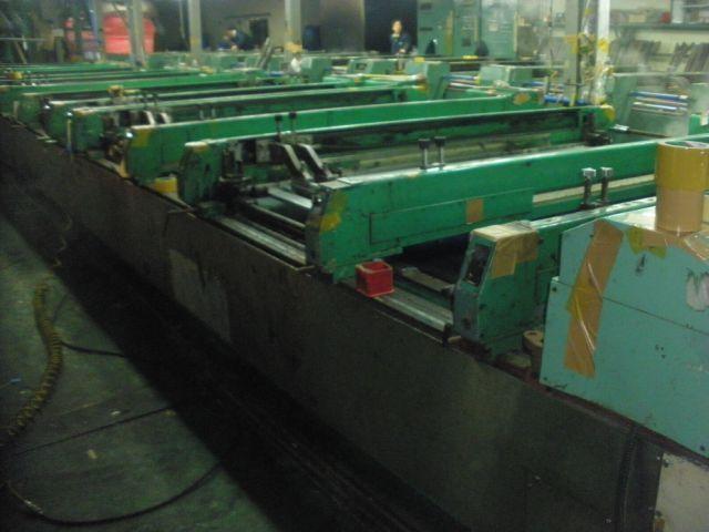 Kuil GP 8400 200 cm KUIL FLAT BAD PRINTING MACHINE 1524mm YEAR 1994