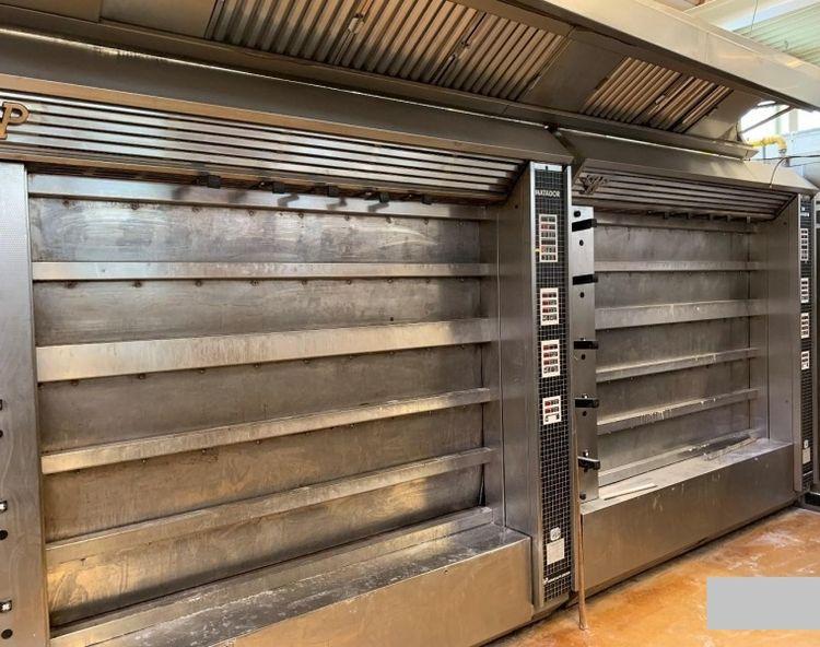 Werner & Pfleiderer MDC 190 deck oven