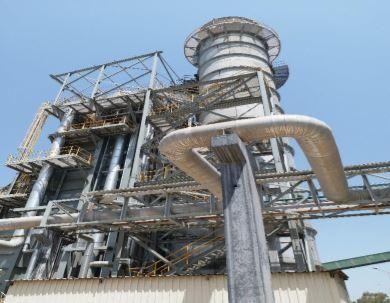 GE (General Electric) 124000kW GE Natural Gas Generator