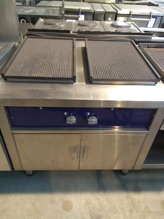 Charvet Double grill