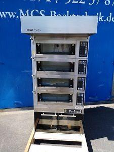 Miwe Condo C4.0604 Floors Small ovens