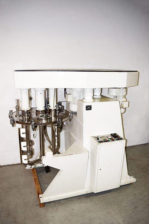 Brogli Multi-Homo 500 C. Process machine
