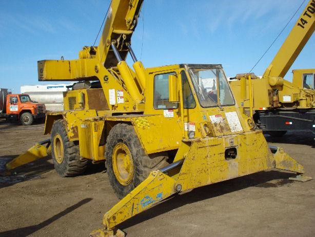 Grove RT58 18 TON