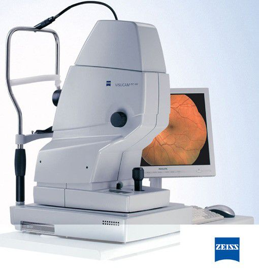 ZEISS Visucam Pro Non-Mydriatic Fundus Camera