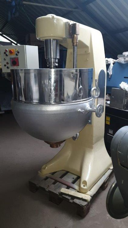 Otto Hansel HVK 305 cooking kettle / disolver