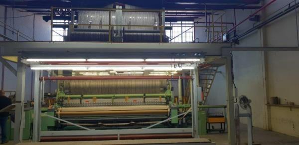 2 Dornier PTS 4/S 390 Cm Carpet looms