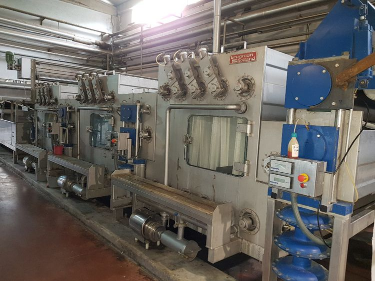 Brugman Continuous Washing