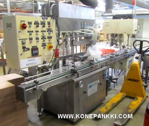 Mewes RF4 500 Filling machine