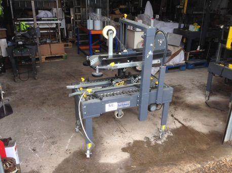 Siat SM2 case taping machines