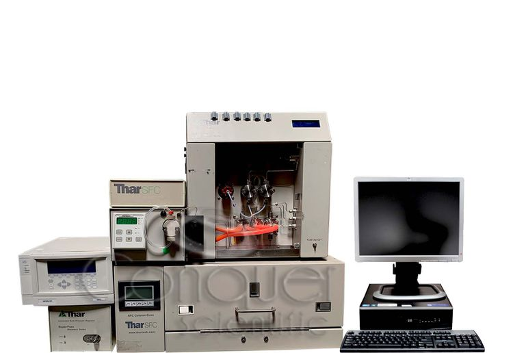 Other Technologies Super Pure Discovery HPLC System