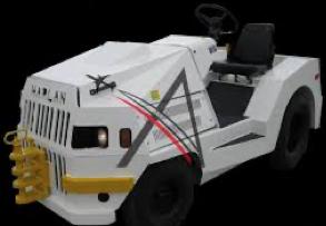 Harlan Baggage Tractor Harlan HT 80