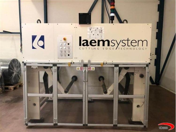 Laem System Doctoring machine VIS100-800 800 mm