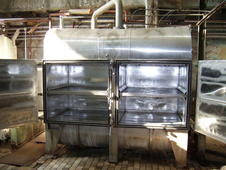 Mezzera Mezzera Cabinet 100 kg