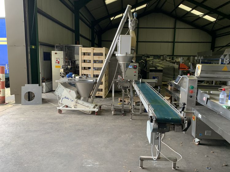 Others Guttridge Fully automatic powder filling line