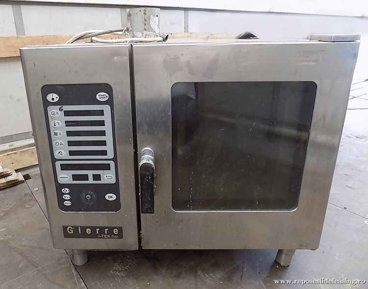 Gierre I-TEK 611 Combi Oven with Electric Boiler
