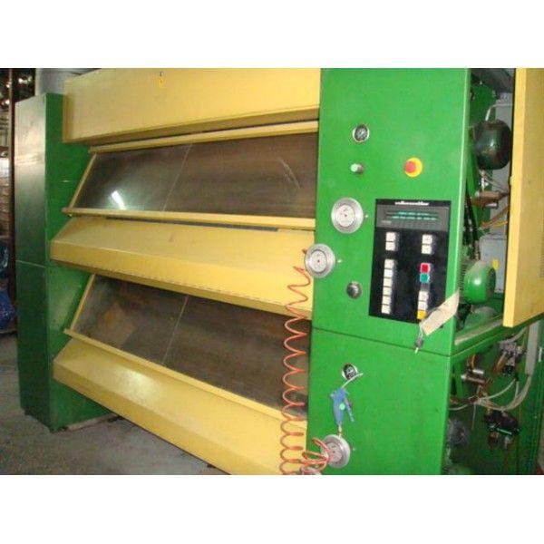 Vollenweider Shearing machine