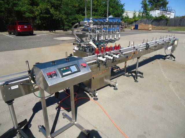 Inline Filling Systems (IFS) FILLING SYSTEMS