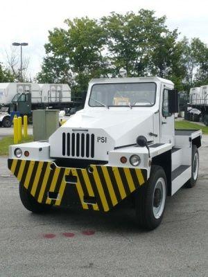 NMC - Wollard MB-4, Diesel Aircraft Tug/ Pushback Tractor