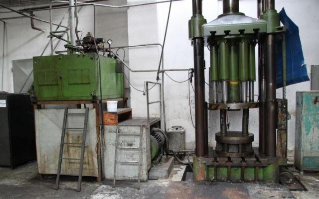 TOS Tos Rakovnik CBJ 500-R 500 Ton