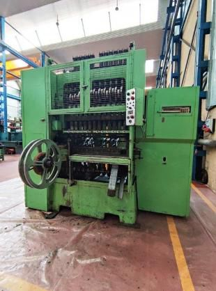 Platarg 611 transfer press 6 ton