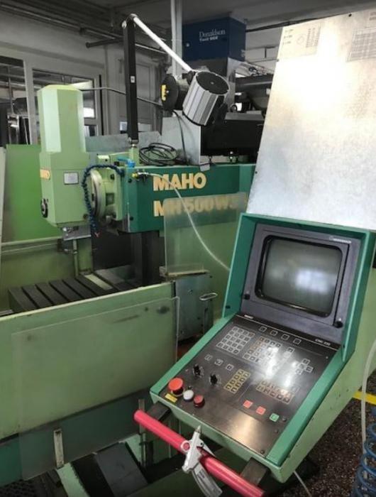 Maho 500 W3 Variable