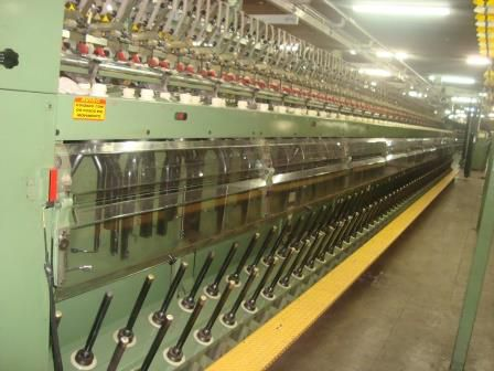 3 Marzoli BCX 16-E Marzoli roving frame