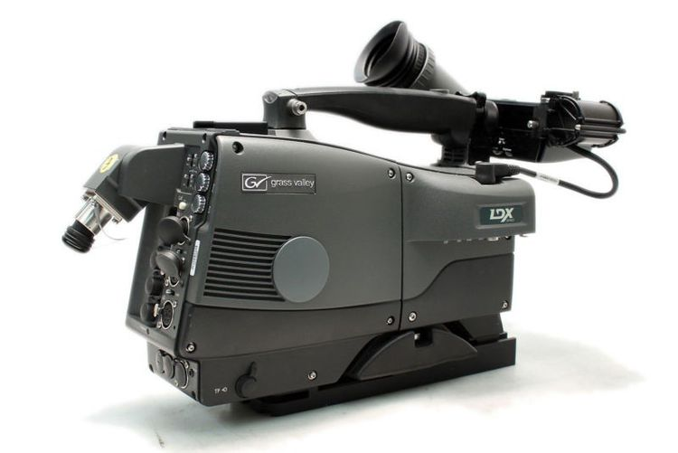 Grass Valley LDX-80 TRIAX Camera