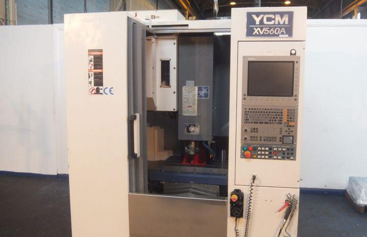 YCM XV 560A 2 Axis