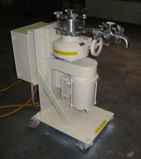 Greerco W-250VB Stainless Steel Colloid Mill