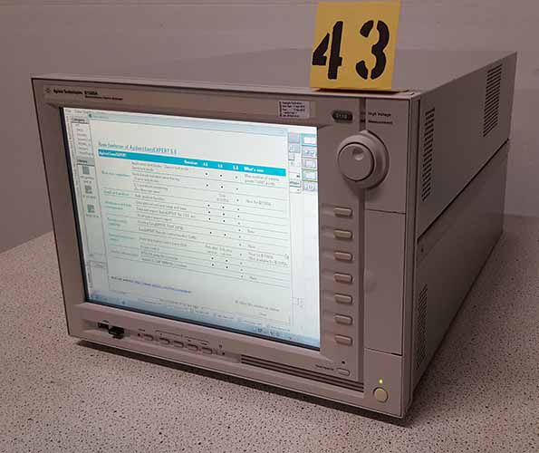 Agilent B1500A Test Equipment