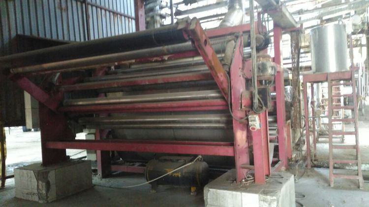 Kusters 2001 Continuous bleaching machine
