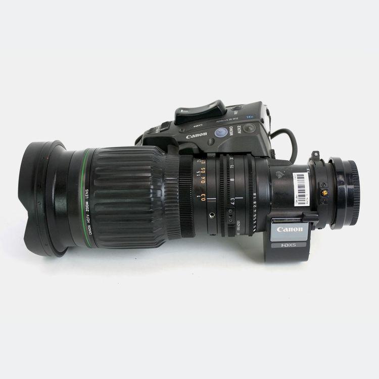Canon HJ14ex4.3B IRSE HD Lens