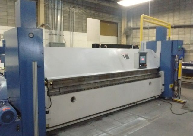 Fasti 215-40-4 Hydraulic CNC Folding Machine sheet width 4040 mm