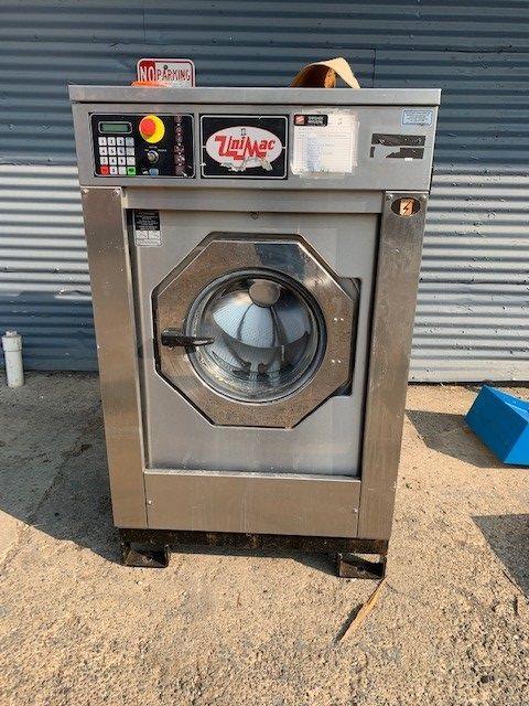 Unimac UX55PVXU60001 55lb Washer