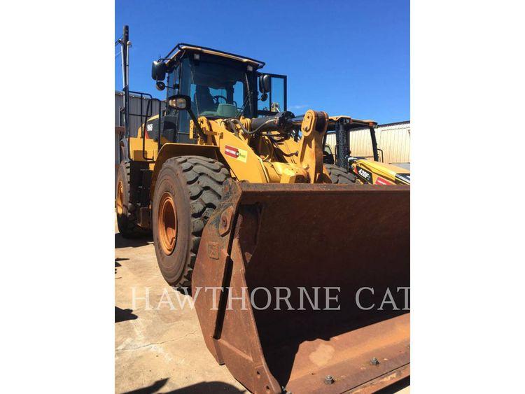 Caterpillar 966K WHEEL LOADERS/INTEGRATED TOOLCARRIERS