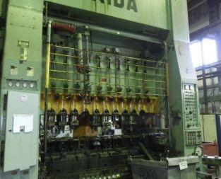 Aida FT2-25 250 Ton