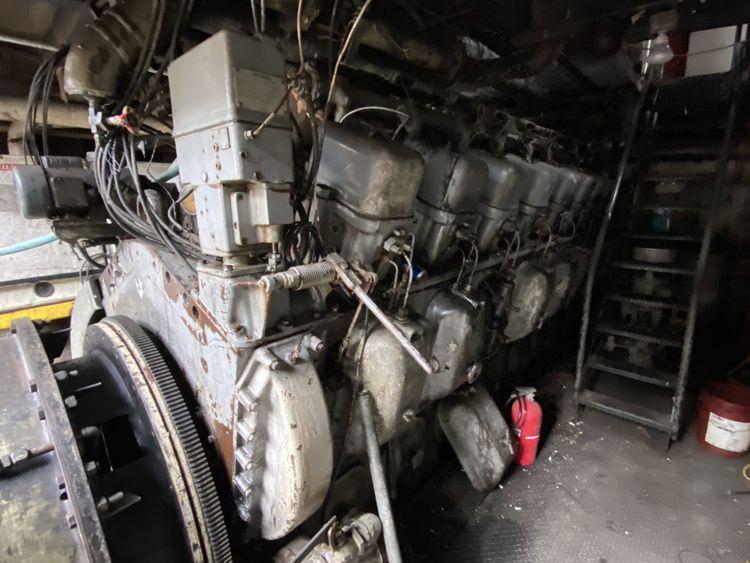 Alco 251 Marine Engine Marine Engines