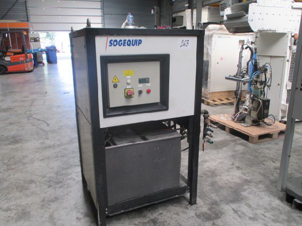Sogequip RSP9B, Cooling unit