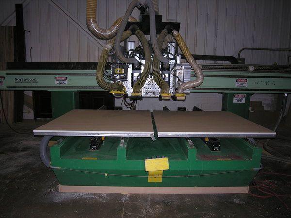 Northwood Twin Table CNC
