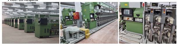 11 Schlafhorst Delinked automatic winders 338