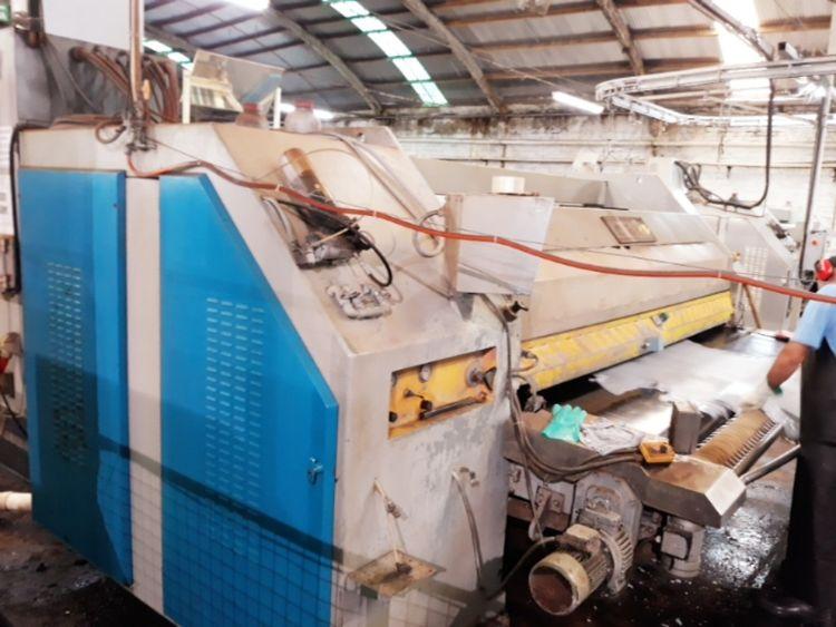 Bauce Bluestar TA2S-3200 through-feed sammying