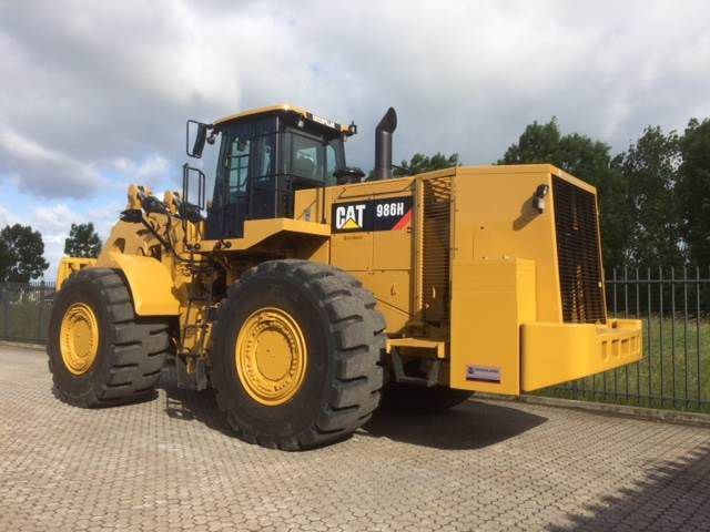 Caterpillar 986H Wheel Loaders