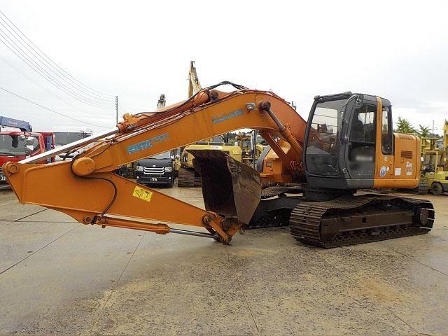 Hitachi ZX225USR Excavators