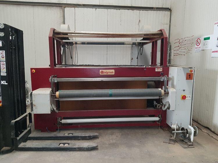 Bizmak 190 Cm Transfer Printing /Felted Calender