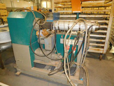 Baughan Silicone Extrusion Line