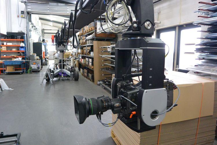 Xtreme T12 Telescopic crane