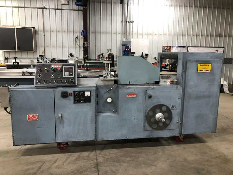 SHANKLIN HS-1-H  Shrink Automatic Wrapper