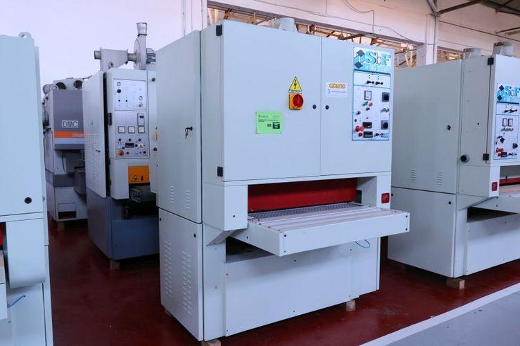 SBF 2W 556, CONTACT SANDING MACHINE