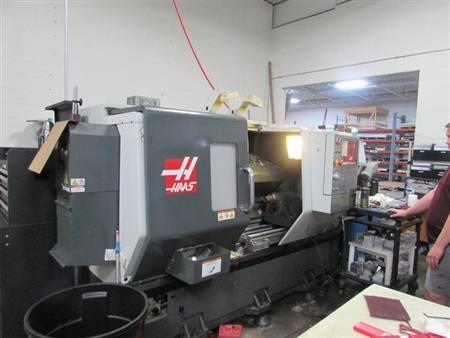 Haas Haas 32 BIT 4000 rpm ST-20 3 Axis