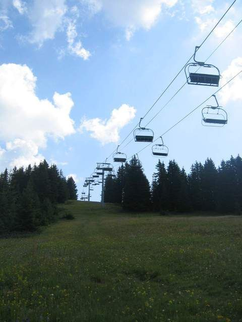 Skirail 4-seater chairlif